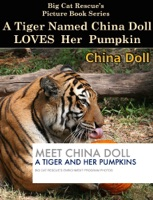 China Doll Loves Pumpkins