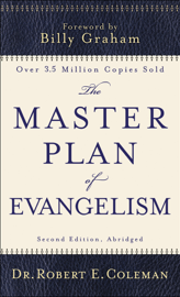 Master Plan of Evangelism book