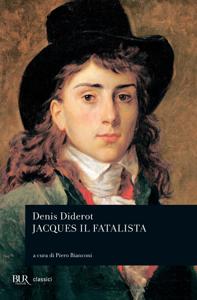 Jacques il fatalista Copertina del libro
