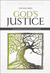 NIV Gods Justice The Holy Bible