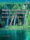 Reading Comprehension For 3rd 4th And 5th Grades Environment Themed Stories