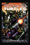Teenage Mutant Ninja Turtles Color Classics 7