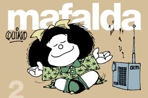 Mafalda 2 Book Cover