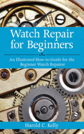Watch Repair for Beginners book