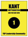 Kant Wittgenstein and the blue sofa