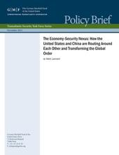 The Economy-Security Nexus