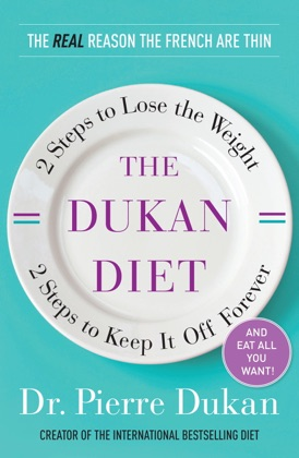 The Dukan Diet book cover