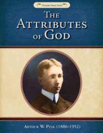 The Attributes of God book
