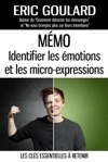 Mmo Identifier Les Motions Et Les Micro-expressions