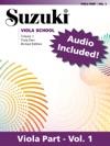 Suzuki Viola School - Volume 1 Revised