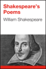 William Shakespeare - Shakespeare's Poems artwork