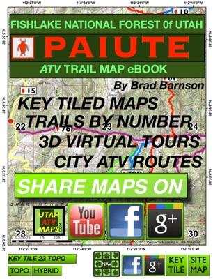 PAIUTE ATV TRAIL MAP eBOOK