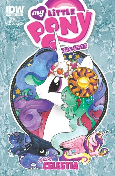 My Little Pony: Micro Series #8 - Celestia