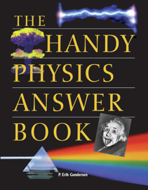 The Handy Physics Answer Book book