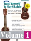 Teach Yourself To Play Ukulele Standard Tuning Edition - Volume 1