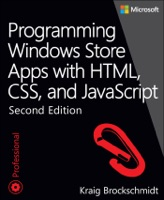 Programming Windows Store Apps with HTML, CSS, and JavaScript, 2/e