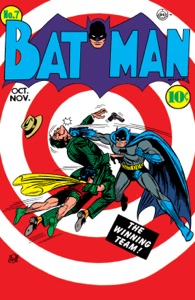 Batman (1940-) #7 Book Cover