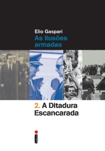 A ditadura escancarada Book Cover