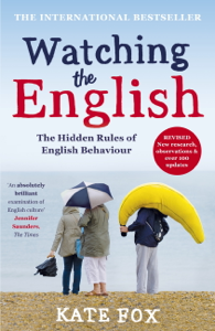 Watching the English: The International Bestseller Revised and Updated Buch-Cover