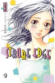 Book's Cover of Strobe Edge - Tome 9