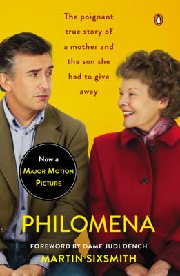 Martin Sixsmith & Dame Judi Dench - Philomena book