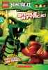 LEGO Ninjago: Snake Attack! (Chapter Book #5)