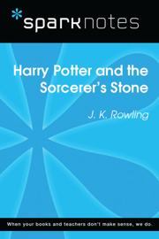 Harry Potter and the Sorcerer's Stone (SparkNotes Literature Guide) book