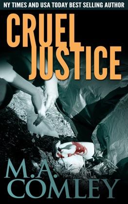 Cruel Justice book cover