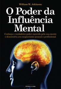 O poder da influência mental Book Cover