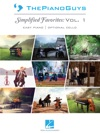 The Piano Guys - Simplified Favorites Vol 1
