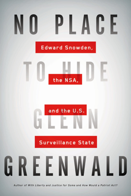 No Place to Hide - Glenn Greenwald book