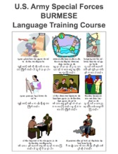 U.S. Army Special Forces BURMESE Language Training Course