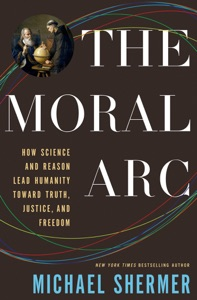 The Moral Arc Book Cover
