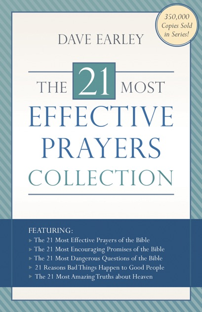 The 21 Most Effective Prayers Collection by Dave Earley on Apple Books
