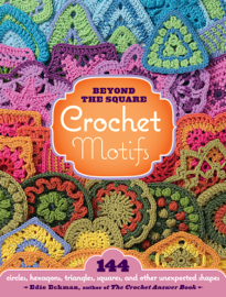 Beyond the Square Crochet Motifs book