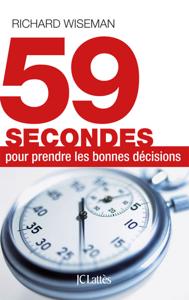 59 secondes pour prendre les bonnes décisions La couverture du livre martien