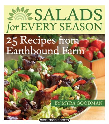Salads for Every Season - Myra Goodman book