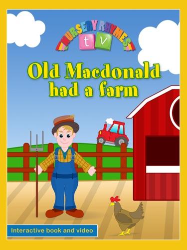 Old MacDonald Had a Farm - Nursery Rhymes TV - Nursery Rhymes TV