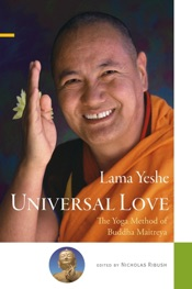Download Universal Love: The Yoga Method of Buddha Maitreya