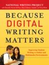 Because Digital Writing Matters