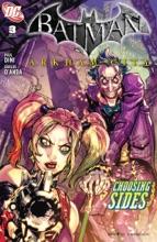Batman: Arkham City (2011-2011) #3