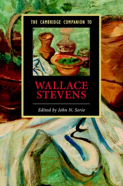 analysis of wallace stevens on modern poetry