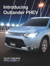 Introducing Outlander PHEV