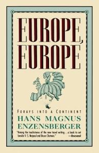 Europe, Europe Book Cover