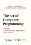 Art Of Computer Programming Volume 2
