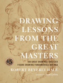 Drawing Lessons from the Great Masters Book Cover