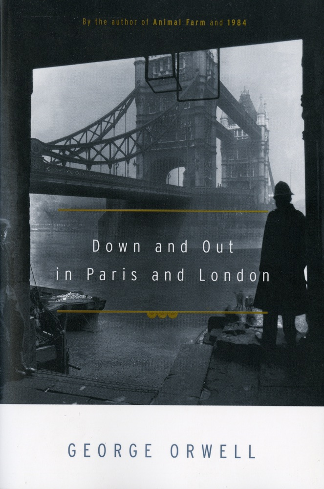 down and out in paris and london essay questions Essay down and out paris and london the story of down and out in paris and london deals with the author's experience with tramps and the poverty stricken in paris and london in the 1920's.