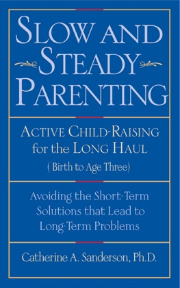 Slow and Steady Parenting image