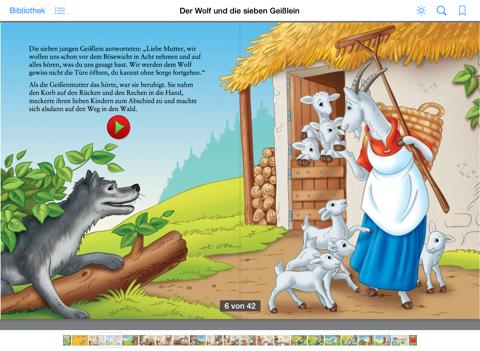 """""""der wolf und die sieben geißlein"""" von schwager  steinlein verlag in apple books"""