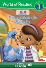 World Of Reading Doc McStuffins:  Brontosaurus Breath
